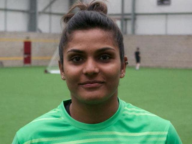 Aditi Chauhan,Indian women's football,West Ham Ladies