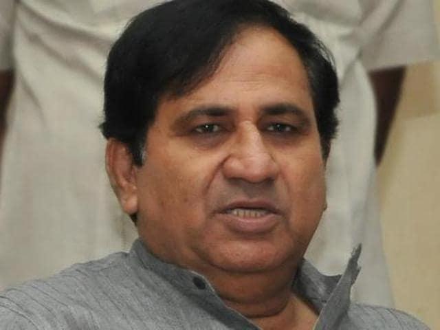 Jat quota stir,Haryana Vidhan Sabha,Shakeel Ahmad