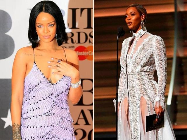 Rihanna and Beyonce rule Spotify with maximum number of listeners.