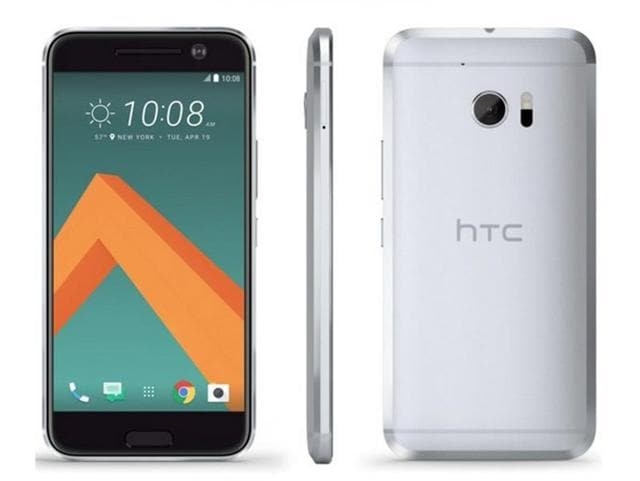 The HTC 10, as spotted on the Twitter account of Evan Blass (@evleaks).