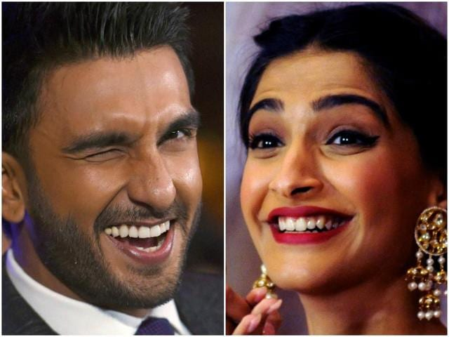 Ranveer's mother is closely related to Anil Kapoor's wife and Sonam's mom Sunita, because of which the families know each other well.