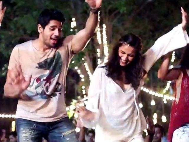 A still from the track Ki and Ka