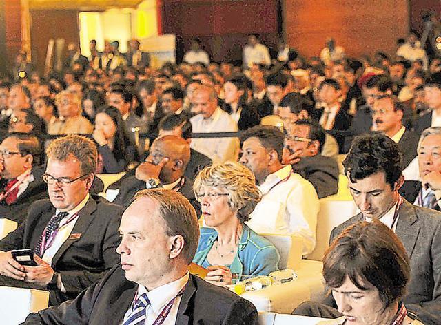 Happening Haryana Global Investors' Summit
