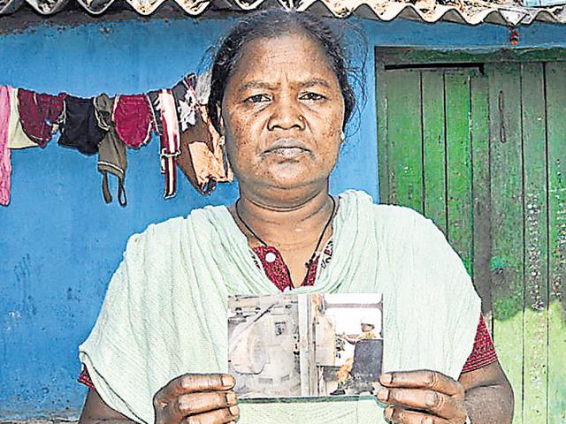 This 'heavy duty' woman breaks into male bastions for a living