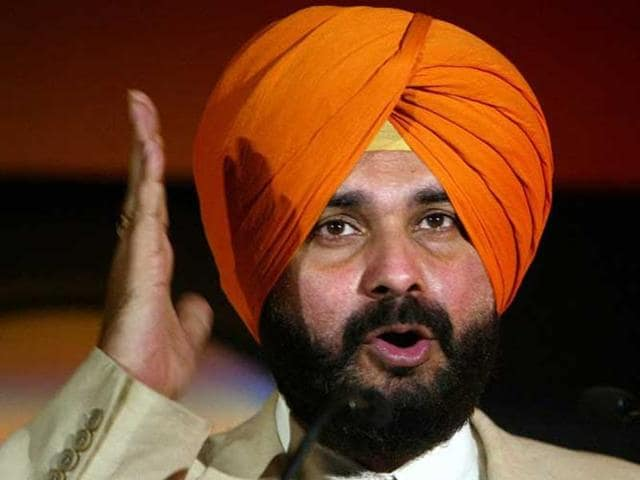 Navjot Singh Sidhu, cricketer-turned-politician, has remained Amritsar MP three times.