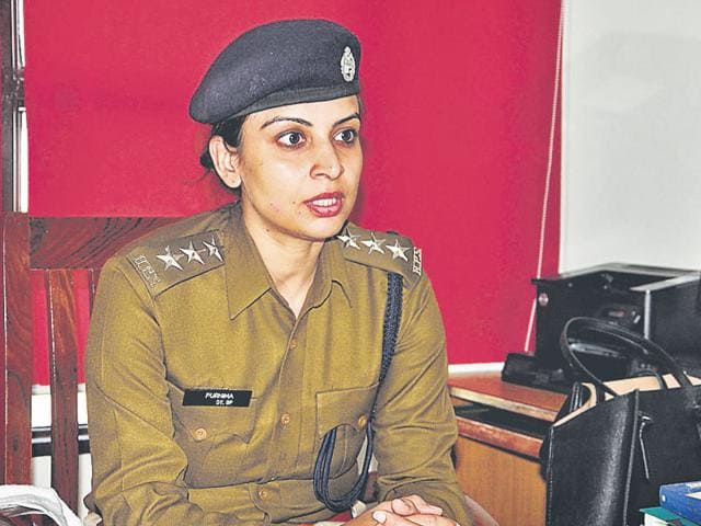 "ACP Purnima Singh describes herself as ""essentially a Chandigarh girl who understands the urban crowd."