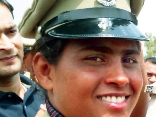 Sushila Katha will soon complete her probation as a police sub-inspector.