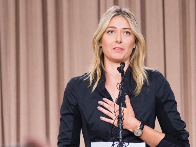 Maria Sharapova failed a doping test at the Australian Open, testing positive for Meldonium, a drug known to improve oxygen uptake and endurance.