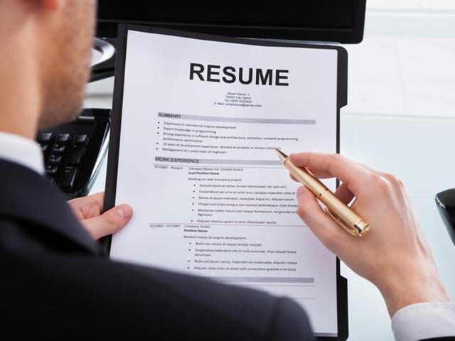 11% of job seekers have discrepancy in their resumes: Report