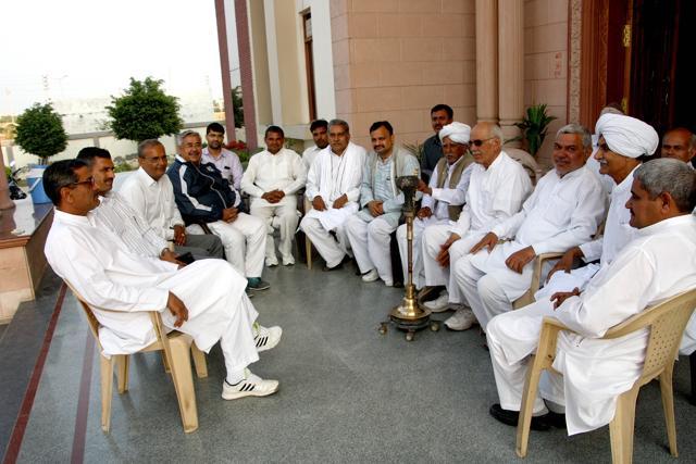 Khap panchayats,Jat quota stir,Haryana Jat agitation
