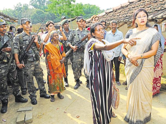 Several survivors formerly labelled witches and NGOs battling to end this social curse said the move was welcome but its impact would be limited as over 60% such cases went unreported.(Diwakar Prasad/HT File Photo)