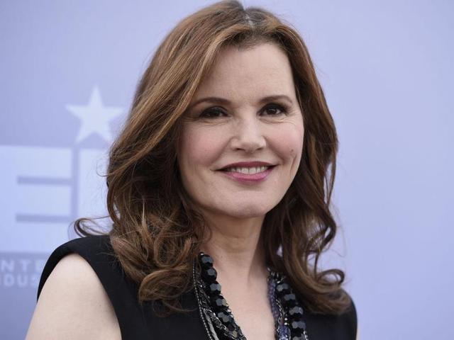 Davis is no stranger to television, the actress has previously played a fictional US president in Commander in Chief and a veteran doctor in Grey's Anatomy.