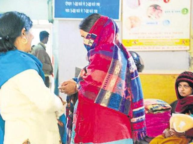 190 health mission workers in Jalandhar working without pay for 1 yr