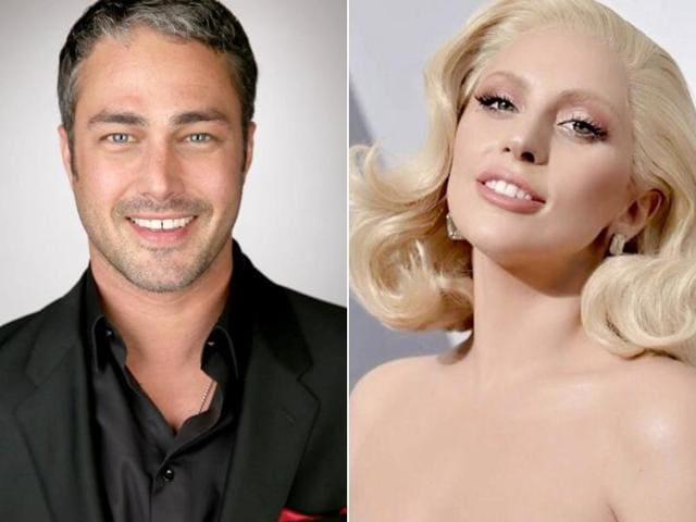 Lady Gaga and Taylor Kinney got engaged last Valentine's Day.