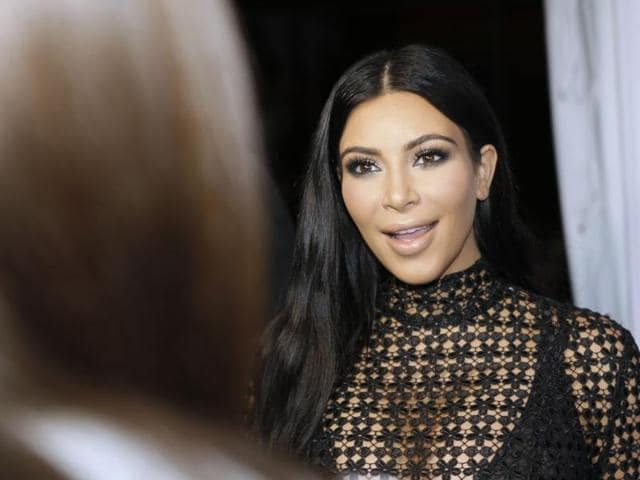 Kim has defended herself against the backlash over her recent nude Instagram photos.