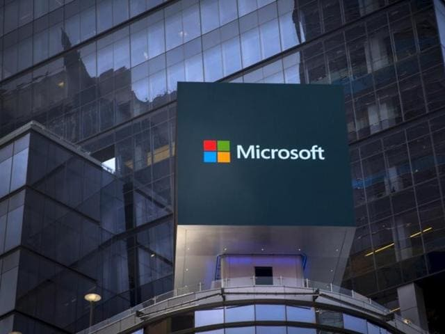 Microsoft,Technogoly giant,Financial services