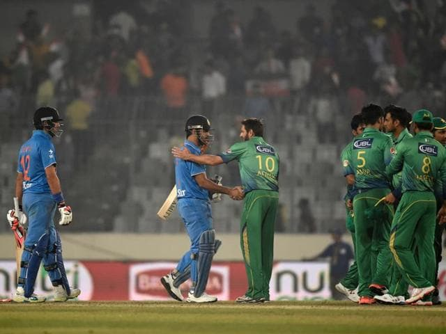 """Pakistan said on Wednesday that its cricket team would pull out of the World Twenty20 if New Delhi did not give an """"explicit assurance"""" on the security of its players and fans."""