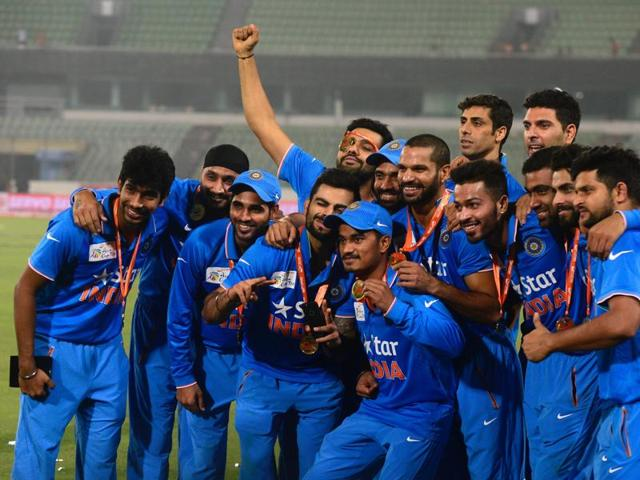 MS Dhoni's men: Here's a look at Team India's squad for World T20