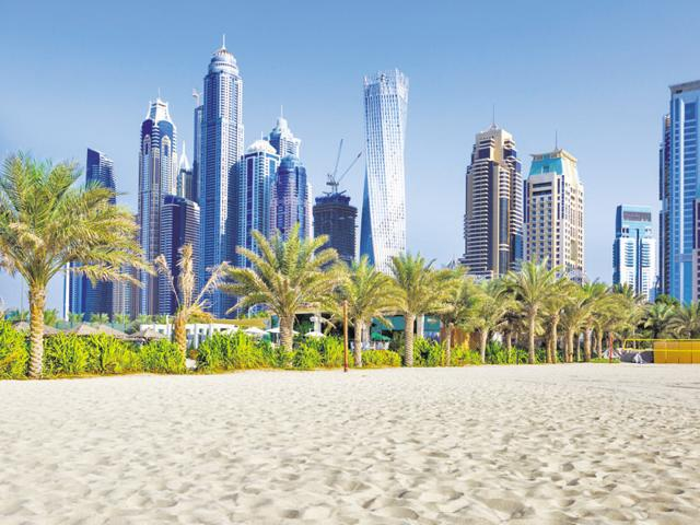 Gulf property markets have generally weakened due to factors such as oil prices, lower state spending and the need for governments to raise taxes that has added to inflationary pressures.