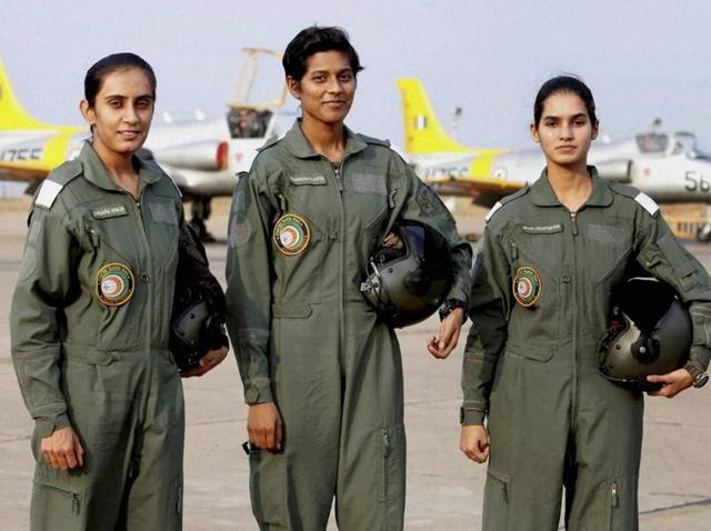 Ready to face any challenge that arises: Women fighter pilot trainees