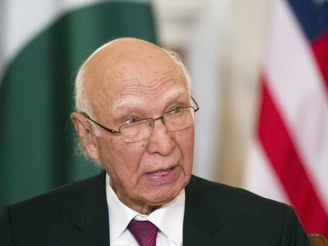 Sartaj Aziz,Pak nuclear policy,Pakistan nuclear programme