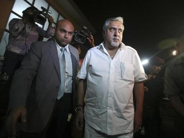 Mallya, under probe for defaulting on loans, was paid Rs 269 crore at the time of signing the agreement in February.