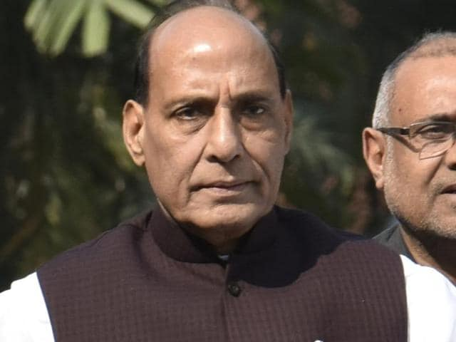 Home minister Rajnath Singh said the Haryana government expected a solution to the Jat quota issue during talks with community leaders but the protests turned violent after an incident where BSF had to open fire on protestors.