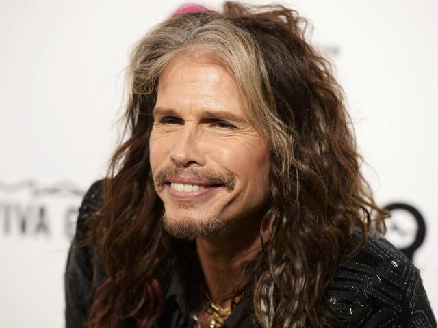 Steven Tyler confirms relationship with assistant, 39 years his junior