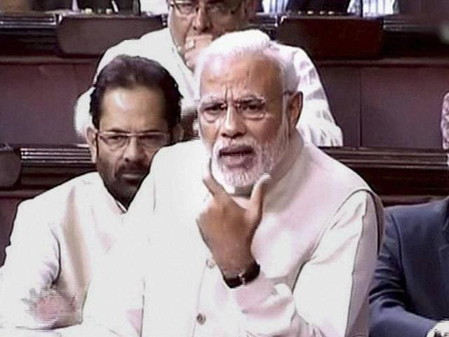 Prime Minister Narendra Modi will wrap up the discussions on the motion of thanks to the President in Rajya Sabha.