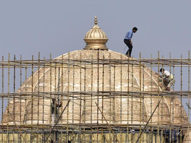 The CPWD has not yet issued a structural safety certificate to the organisers of World Cultural Festival by Art of Living on the banks of Yamuna along DNDin New Delhi.