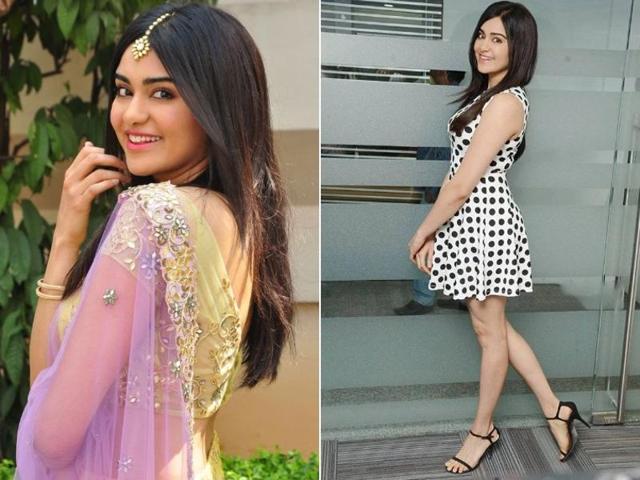 Kshanam star Adah Sharma to make Tamil debut with Idhu Namma Aalu
