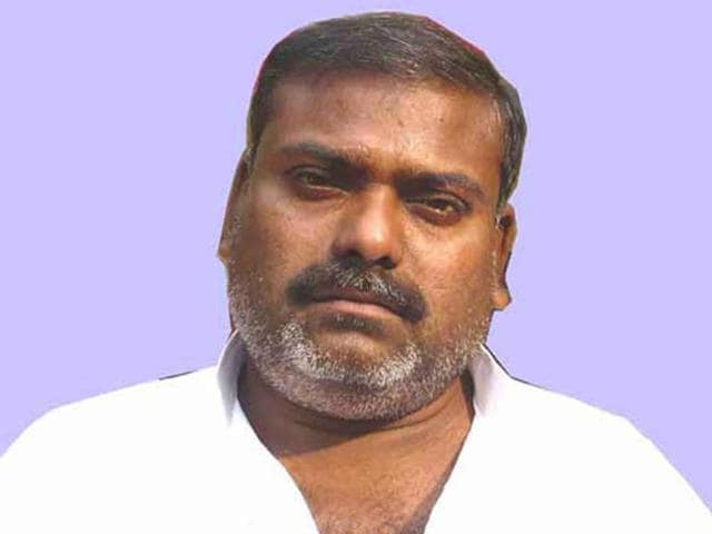 Rape accused MLA surrenders
