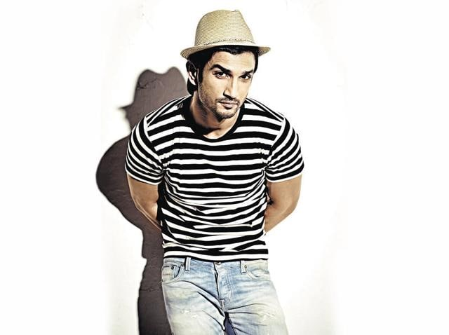 Sushant Singh Rajput will soon be seen in Dhoni biopic. (HT Photo)