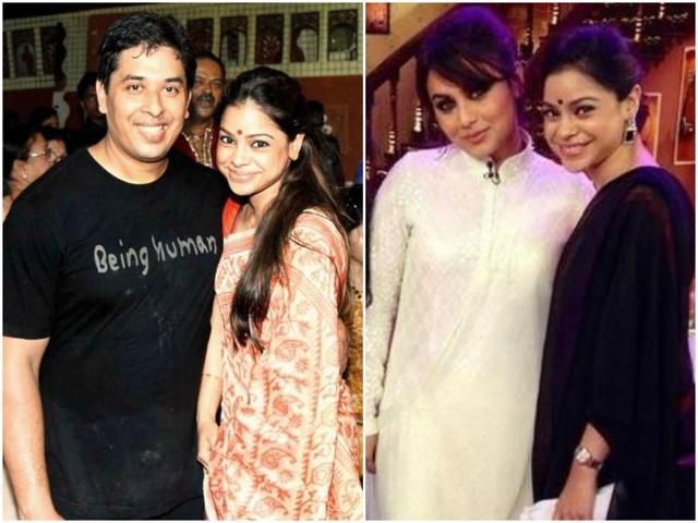 Kapil Sharma's screen wife Sumona isn't marrying Rani, Kajol's cousin