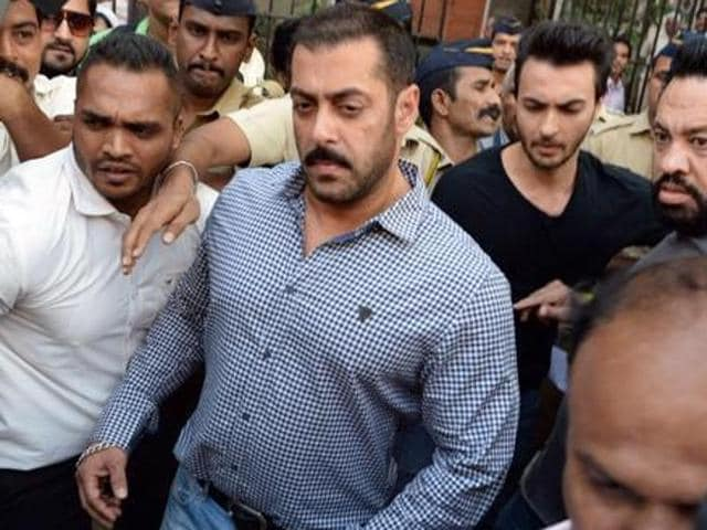 Salman Khan will appear on the court on Thursday in Jodhpur in the Arms Act case.