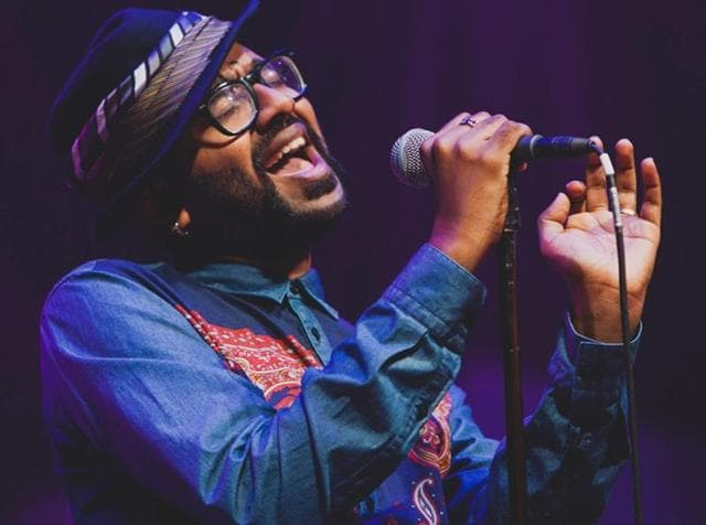 Benny Dayal, singer, likes to de-stress by cooking on a weekend and partying backstage with his bandmates.