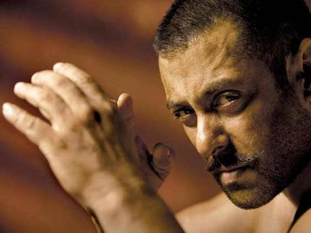 Salman plays a wrestler in Sultan. (YouTube)