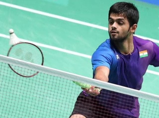 Praneeth punched way above his weight as he eked out a 24-22 22-20 win over three-time champion and second seed Lee Chong Wei in a men's singles match.
