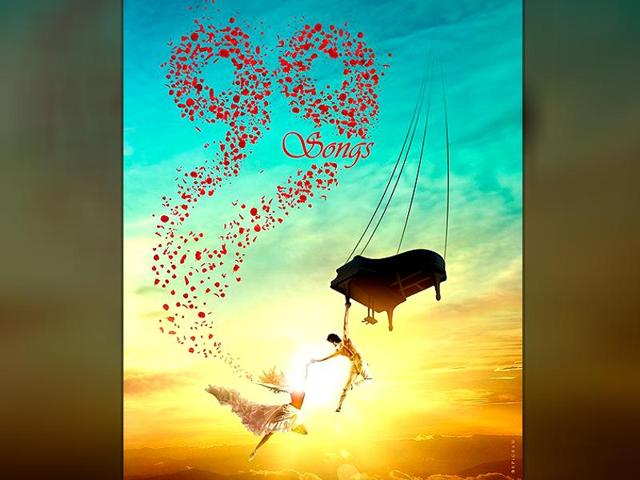 99 Songs is about a struggling singer who is to create a niche for himself in the music industry.