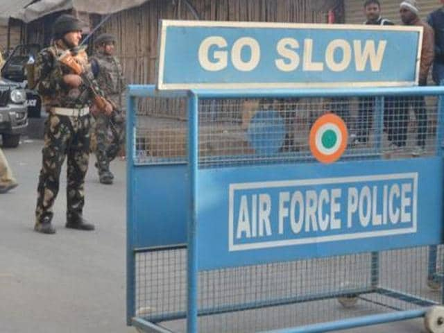 Central forces were in Pathankot from January 2 to 27 and the Union home ministry had asked Punjab to pay for it.