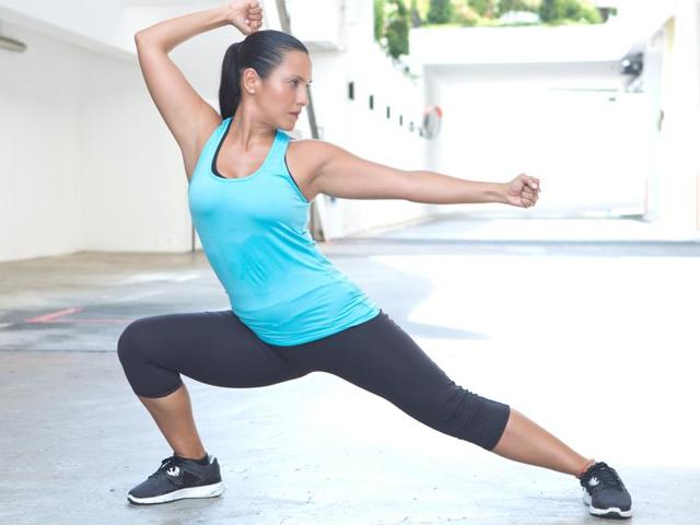 Experts say that Chinese exercises help reduce systolic BP (the top number) by more than 9.12 mm Hg and diastolic blood pressure (the bottom number) by more than 5 mm Hg on average.