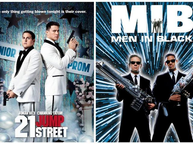 Jump Street,21 Jump Street,Men In Black