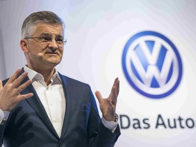 Michael Horn has quit as president and CEO of Volkswagen Group of America