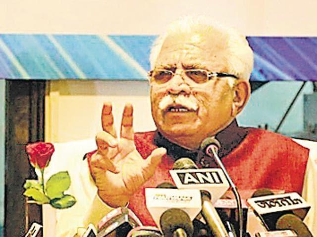 BJP government,Haryana,Haryana CM