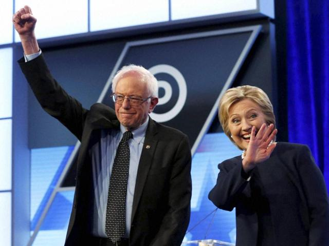 Young and Bernie-ing: America's untypical presidential candidate