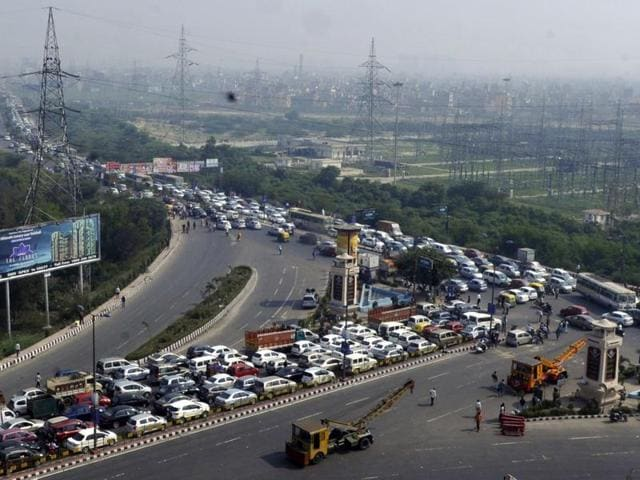 Nitin Gadkari,Highways Advisory Services,Delhi-Jaipur highway