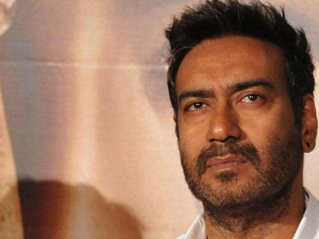 Ajay Devgn is frequently seen on TV promoting a pan masala brand.