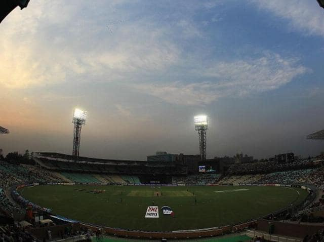 Not since the 1987 World Cup, when it had hosted the final, has the Eden Gardens got this number of high-voltage games --- a World Cup final and now, an India-Pakistan match.