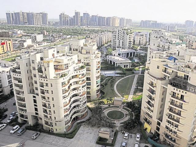 Highrise apartments in Noida: A real estate boom over the past decade has given rise to several concerns for buyers and banks