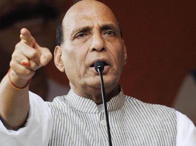 Union Home minister Rajnath Singh told Pakistan that whoever visits India will be provided security.